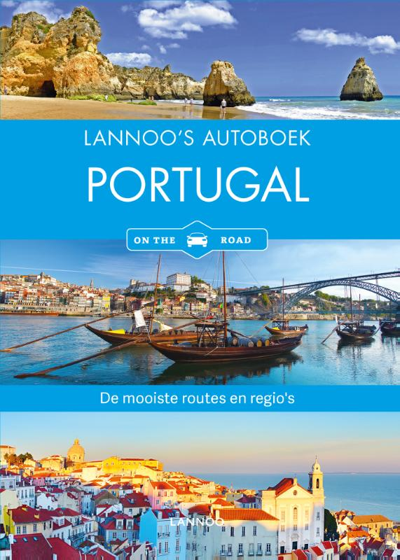 Lannoo's Autoboek - Portugal on the road - Gisela Tobias